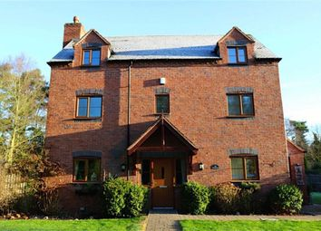 Thumbnail 5 bed detached house for sale in Stretton Croft, Wolvey Road, Burbage