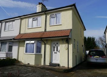 Thumbnail 3 bedroom semi-detached house for sale in Cranborne Road, Potters Bar, Herts. 3Ah., Potters Bar