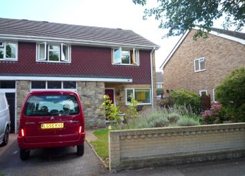 Thumbnail 4 bed semi-detached house to rent in Meadow Walk, Gosport