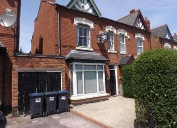 Thumbnail 6 bed terraced house for sale in City Road, Edgbaston, Birmingham