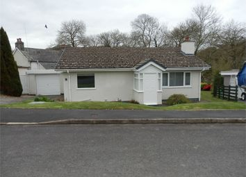Thumbnail 3 bed detached bungalow for sale in Gilfachrheda, New Quay, Ceredigion
