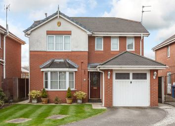 Thumbnail 4 bed detached house for sale in Time Park, Prescot, Merseyside