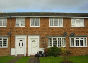 Thumbnail 3 bed terraced house to rent in Waters Drive, Staines