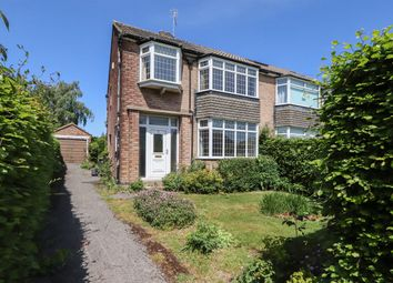 Thumbnail 3 bed semi-detached house for sale in Wollaton Road, Sheffield