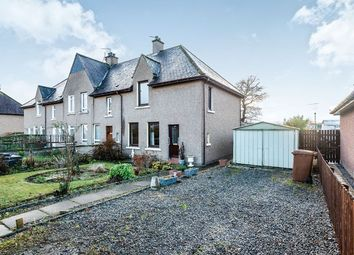 Thumbnail 2 bed semi-detached house for sale in Aird Road, Beauly