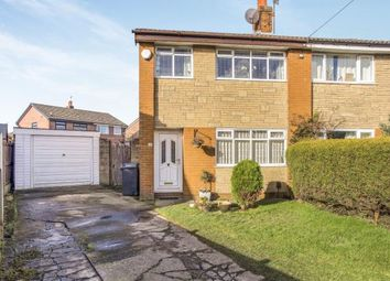 Thumbnail 3 bed semi-detached house for sale in Lowther Crescent, Leyland, Preston, .