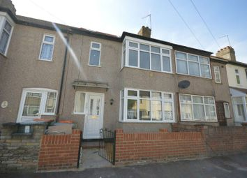 Thumbnail 4 bedroom terraced house for sale in Grantham Road, London