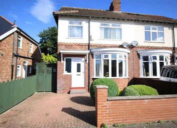 Thumbnail 3 bed semi-detached house for sale in Ravensdale Road, Darlington