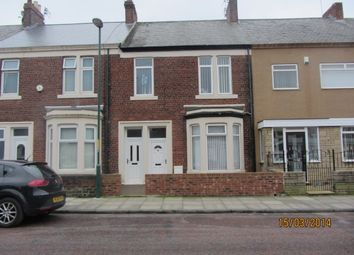 Thumbnail 2 bed flat to rent in Quarry Road, Hebburn