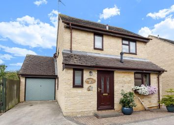 Thumbnail 3 bed detached house for sale in Manor Road, Cogges, Witney