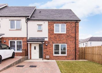 Thumbnail 3 bed semi-detached house for sale in 9 Tweedie Lane, Currie, Edinburgh