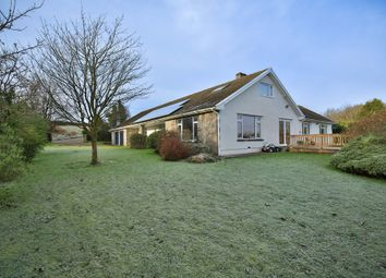 Thumbnail 6 bed detached house for sale in St. Mary Hill, St. Mary Hill, Bridgend