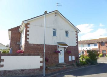 Thumbnail 2 bedroom end terrace house for sale in Goldcrest Close, Weymouth, Dorset