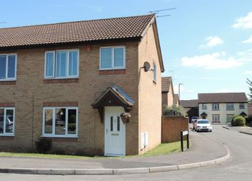 Thumbnail 3 bed semi-detached house for sale in Moor Croft Drive, Longwell Green, Bristol