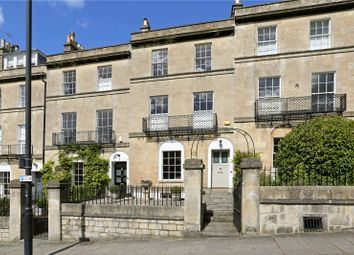 Thumbnail 4 bedroom terraced house for sale in Dunsford Place, Bath