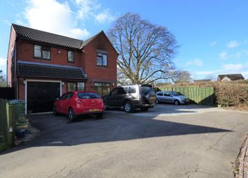 Thumbnail 4 bed detached house for sale in Tamarisk Mews, Quedgeley, Gloucester