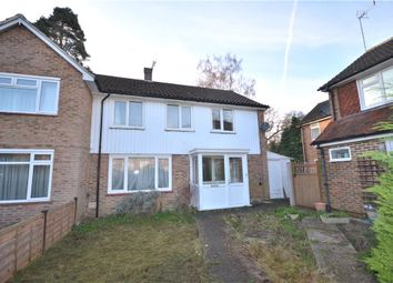 3 bed semi-detached house for sale in Illingworth Grove, Bracknell, Berkshire RG12