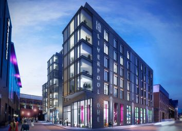 1 bed flat for sale in David Lewis St, Liverpool L1