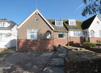 Thumbnail 4 bed semi-detached house for sale in Braeside Avenue, Brighton, East Sussex.
