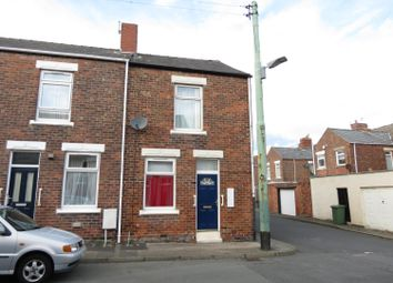 Thumbnail 2 bed end terrace house for sale in Seventh Street, Blackhall Colliery, Hartlepool
