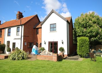 Thumbnail 4 bedroom country house for sale in Lower Dairy Farm Cottage, Bramford, Ipswich, Suffolk