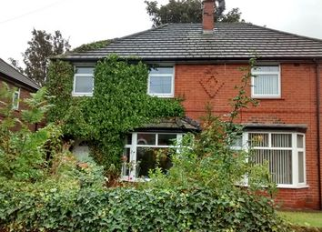 Thumbnail 2 bed semi-detached house to rent in Queens Drive, Newton Le Willows