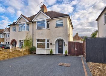 Thumbnail 3 bed semi-detached house for sale in Brookfield Road, Bedford