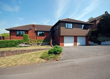 Thumbnail 4 bed detached bungalow for sale in Clevedon Park, Sidmouth