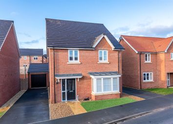 Thumbnail 4 bed detached house for sale in Showground Road, Malton