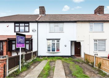 Thumbnail 2 bed terraced house for sale in Singleton Road, Dagenham