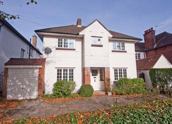 Thumbnail 3 bed detached house for sale in High View, Pinner