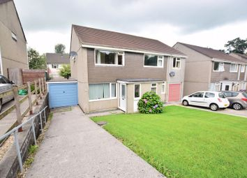 Thumbnail 2 bed semi-detached house for sale in Sycamore Avenue, Tavistock