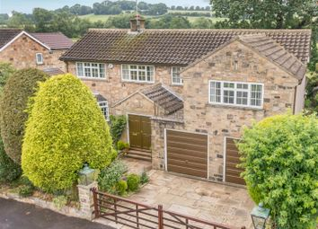 Thumbnail 3 bed detached house for sale in Meadow Close, Bardsey, Leeds
