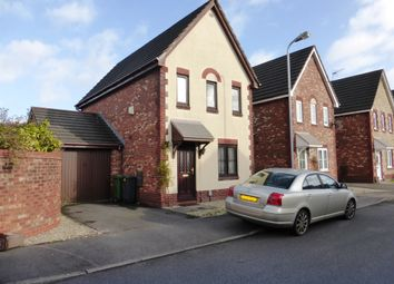 Thumbnail 3 bed link-detached house for sale in Locke Grove, St. Mellons, Cardiff