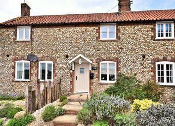 Thumbnail Cottage for sale in West Street, North Creake, Fakenham