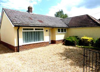 Thumbnail 3 bed detached bungalow for sale in Pennys Lane, Fordingbridge