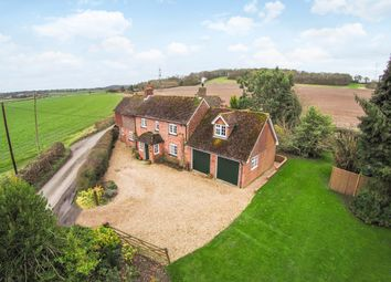 Thumbnail 5 bed detached house for sale in Hall Lane, Upper Farringdon, Hampshire