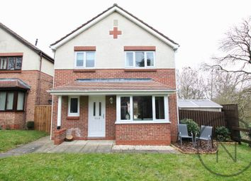 Thumbnail 3 bed detached house for sale in Grange Court, Newton Aycliffe