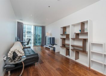 Thumbnail 1 bed flat to rent in The Heron, 5 Moor Lane, London