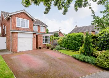 Thumbnail 4 bed detached house for sale in Heafield Drive, Kegworth, Derby