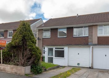 Thumbnail 3 bed semi-detached house for sale in Long Park Close, Goosewell, Plymstock