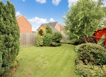 Thumbnail 4 bedroom detached house for sale in Griffiths Close, Stratton, Wiltshire