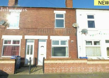 Thumbnail 3 bed terraced house for sale in Trafalgar Street, Carcroft, Doncaster.