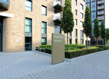 Thumbnail 2 bed flat for sale in Engineers Way, Wembley