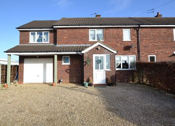 Thumbnail 3 bed end terrace house for sale in Hawthorn Way, Macclesfield, Cheshire
