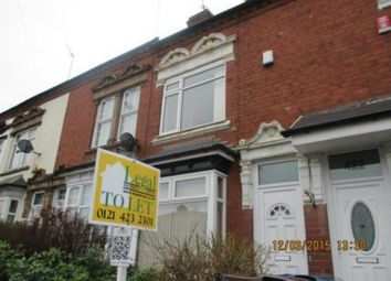 Thumbnail 2 bed property to rent in Portland Road, Edgbaston, Birmingham