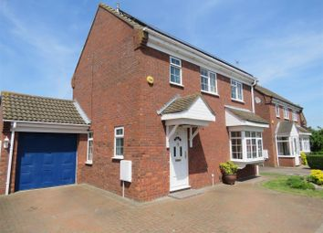 Thumbnail 3 bed detached house for sale in Turner Road, St. Ives, Huntingdon