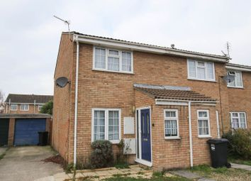 Thumbnail 2 bed terraced house for sale in Hayward Close, Clevedon