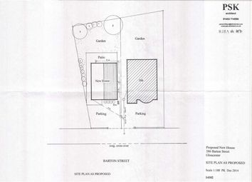 Thumbnail Land for sale in Barton Street, Tredworth, Gloucester