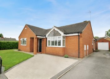 Thumbnail 3 bed detached bungalow for sale in Greystoke Road, Rawcliffe, York